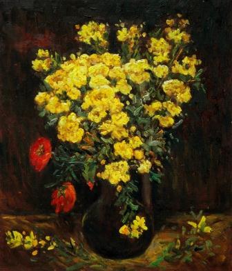 Van Gogh - Poppy Flowers