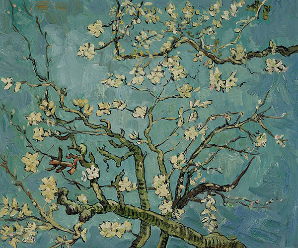 Van Gogh - Almond tree
