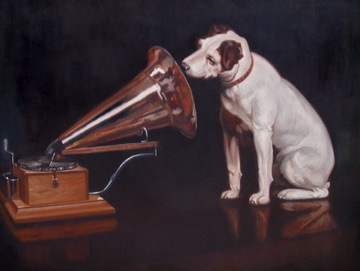 His Master's Voice by Fabulous Masterpieces